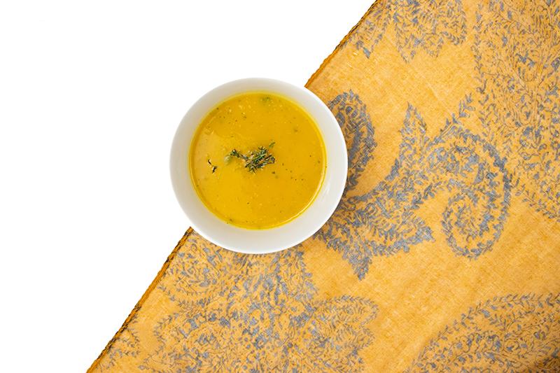 Sage Pumpkin Soup